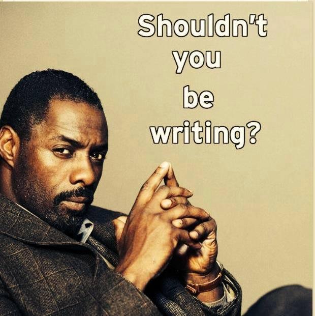 Yes, Idris. Yes, we should.